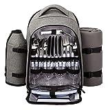 mochila para picnic de excelente relación calidad/precio