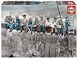 Educa - Almuerzo en Nueva York Puzzle, 1500 Piezas, Multicolor (16009)