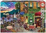 Educa- Italian Fascino Puzzle, 2000 Piezas, Multicolor (18009)