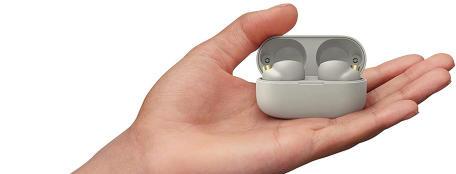 Estuche de cascos inalambricos por Bluetooth 1