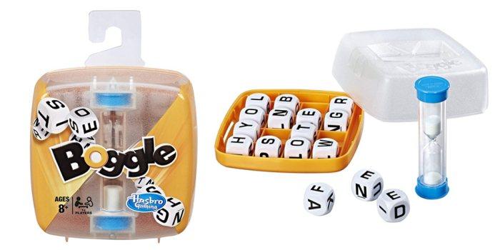 Juego de mesa Boggle caja tablero fichas cartas