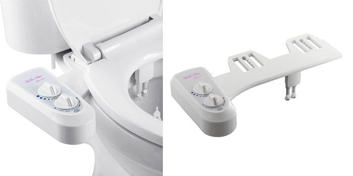 Tapa WC Inteligente BisBro Deluxe Bidet 1200