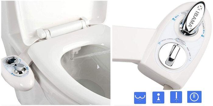 Tapa de inodoro japones Ibama WC Seat