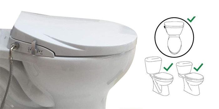 WC Japones Inteligente Hibbent OB108