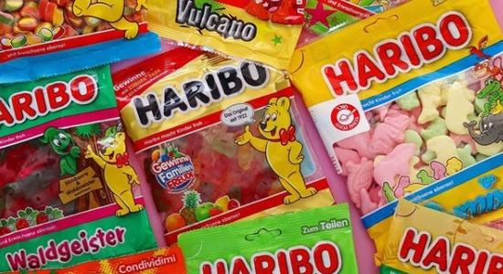 dulces haribo mexico y espana