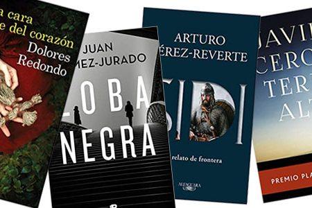 los libros mas vendidos en Espana en 2020 1